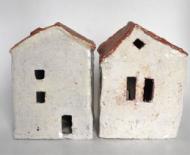 twee huisjes